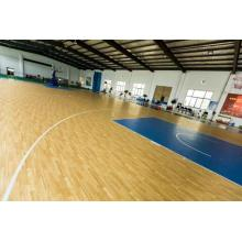 High Definition for PVC Sports Flooring Indoor Basketball Court Flooring supply to United States Factories