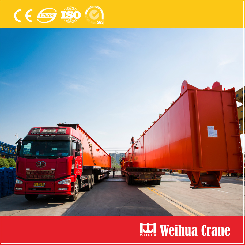 Crane Girder For Shipping