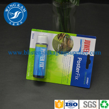 Leading for Heat Seal Food Packaging Clear PVC/PET Hot sealed Blister With Card Insert supply to Niue Supplier