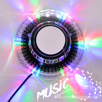 LED Stage Magic RGB Rotating Lights