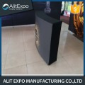 Lightweight promotion trade show booth display table