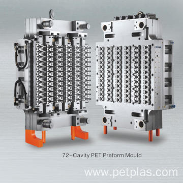 Economical 260TON/2000G plastic preform injection system