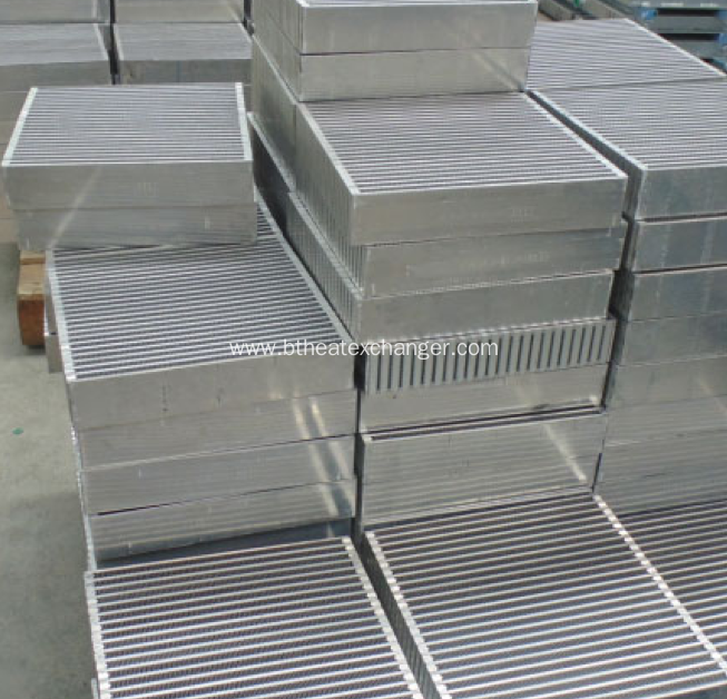 Customized  Plate-Bar Heat Exchangers