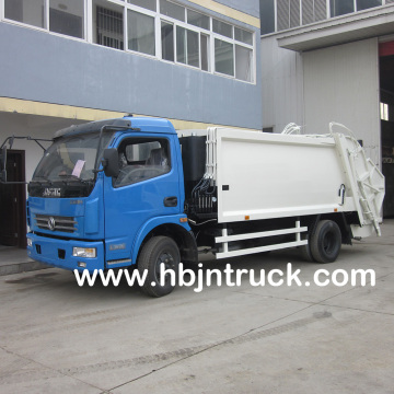 7 Cubic Meters Garbage Collection Compact Vehicle