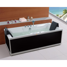 China OEM for Jazzy Massage Bathtub Boutique Massage Freestanding Acrylic Bathtub export to Grenada Importers