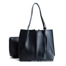 Factory directly sale for Tote Bags Lightweight Faux Leather Handbags Sets for Women supply to Malawi Wholesale