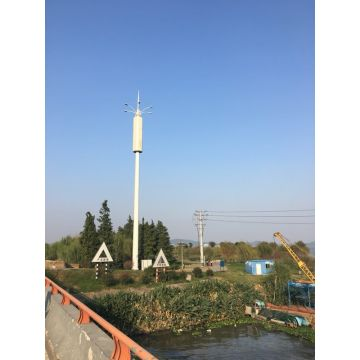 Telecom Steel Lighting Mast