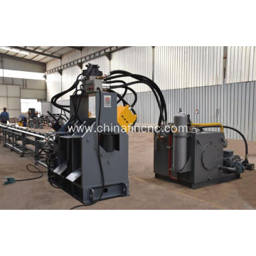 CNC Shear machine for flat bar