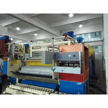 Cast Line Stretch Film Machinery
