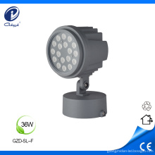 36W waterproof IP65 landscape with base led spotlights