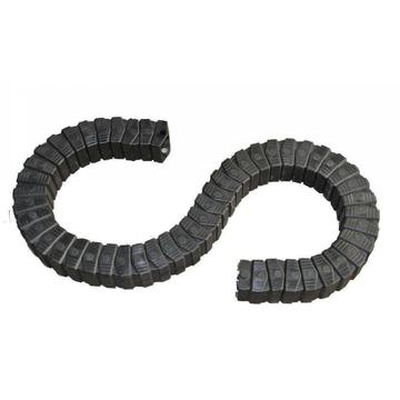 S Type Plastic Cable Drag Chain Two Demensions