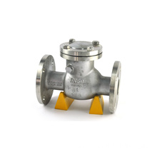 JKTL high quality din lift welded check valve ss316 on alibaba com