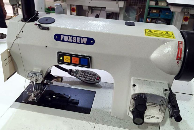Computer Hand Stitch Sewing Machine