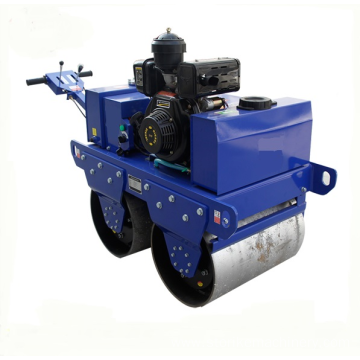 High quality engine mini vibratory road roller