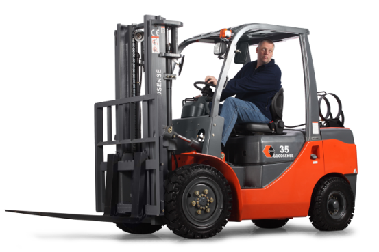 High Cost Performance Forklift
