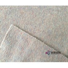 China supplier OEM for Wool Alpaca Blend Fabric Plain Double Faced Wool Viscose Alpaca Blend Fabric supply to Denmark Manufacturers