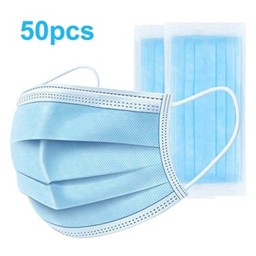 Non Woven 3 Ply Surgical Medical Face Mask