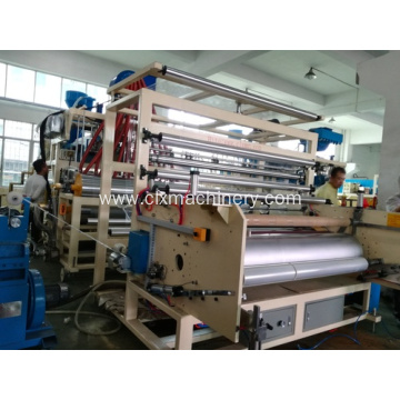 Machine Wrapped Film Cast Stretch Film Equipment