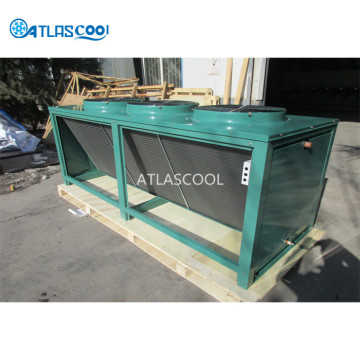 Air Cooled Condenser in Refrigeration System