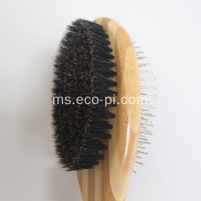 Urut Buluh Mengendalikan Dog Grooming Brush