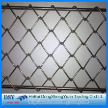 31 Years Vinyl Coated Chain Link Fence Cost