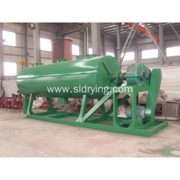 Inter-nitrotoluene vacuum drying machine