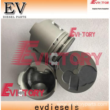 MITSUBISHI 4M40-T 6SD7 piston cylinder liner sleeve kit