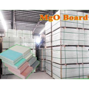 Non-Asbestos Fire-rated 15mm Magnesium Oxide Boards