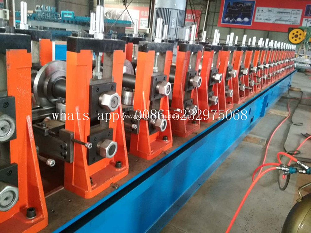 Cable Tray Strut Support Making Machine