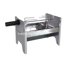 Fast Delivery for Charcoal BBQ Grill Portable Charcoal BBQ grill with Rotisserie Motor Kit export to Indonesia Importers