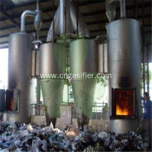 High Social Benefits Waste Gasification Power Plant