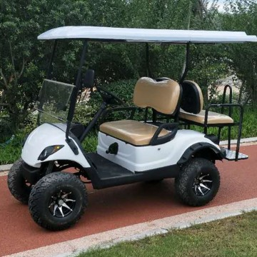 Hot Sell off road gas golf cart and 300CC