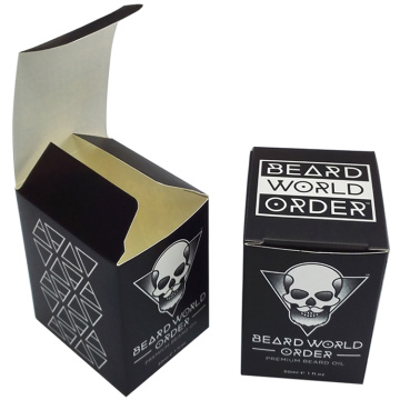Small Custom Medical Cannabiss Packaging Box