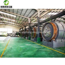 Tre Pyrolysis Oil Extraction Technology Reactor