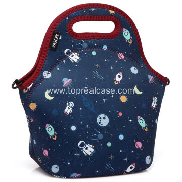Lunch storage box carrying case for kids