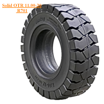 Industrial Graders OTR Solid Tire 11.00-20 R701
