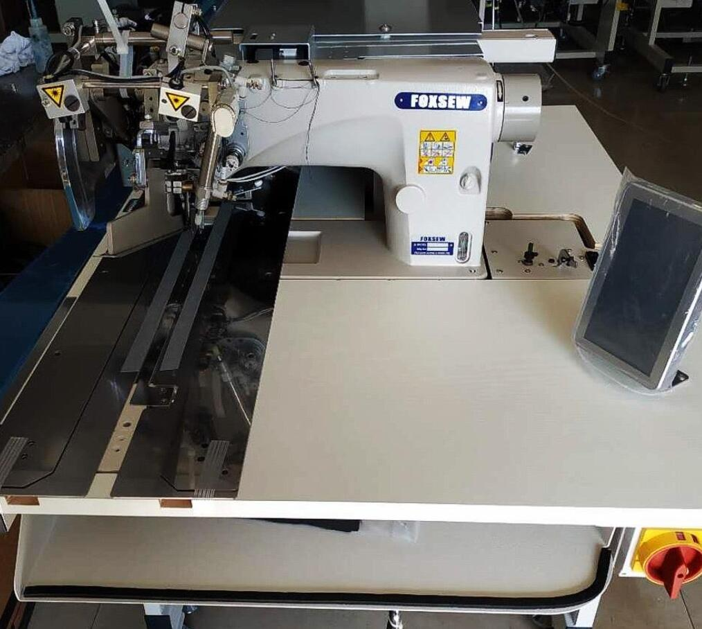 Automatic Pocket Welting Machine -1