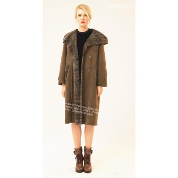 Lady Reversible Australia Merino Shearling Coat