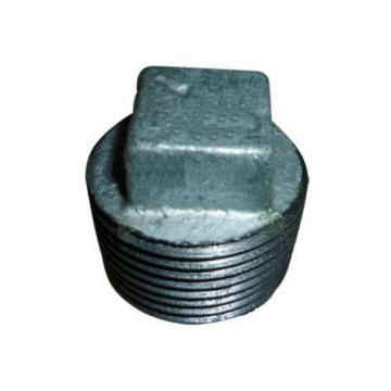 Plain Malleable Iron Plug