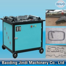 Best Quality for Steel Bar Bending Machine Steel Bar Bender Rebar Stirrup Bending Machine export to United States Manufacturer