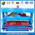 High speed metal wave roofing panel forming machine