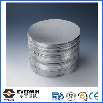 CC Material Deep Drawing Aluminum Circle/Disc