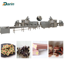 Dental Care Pet Treat Snack Extruding Processing Machine