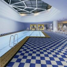 Enlio Swimming Pool Surrounds Flooring Wet Area Mats