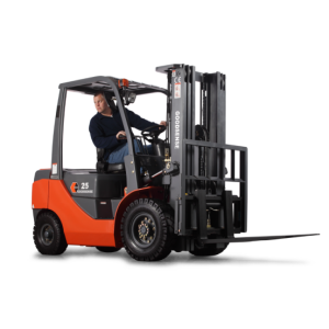 2.0 Ton Diesel Forklift Truck with Imported Engine