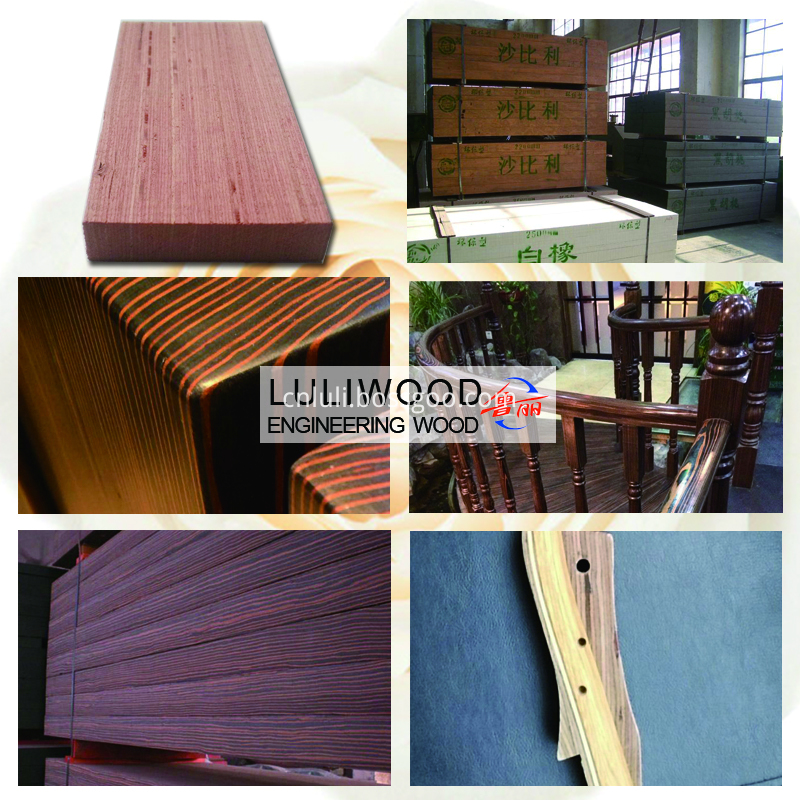 luliwood engineering wood of sally 15