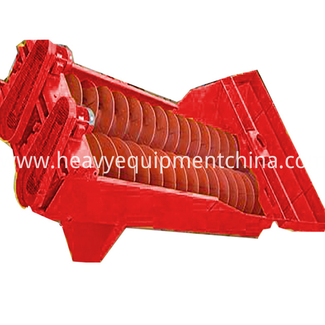 Double Screw Sand Washer