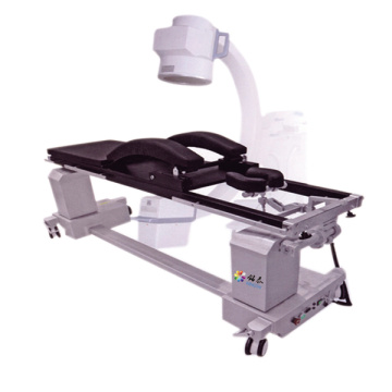 Spinal surgery electric operation table