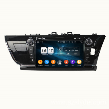 android car unit for COROLLA 2016 RHD
