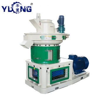 YULONG XGJ560 efb pellet machine